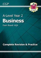 New A-Level Business: AQA Year 2 Complete Revision & Practic