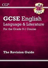 GCSE English Language and Literature Revision Guide - for th
