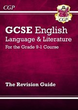New GCSE English Language and Literature Revision Guide - Fo | Cgp Books |