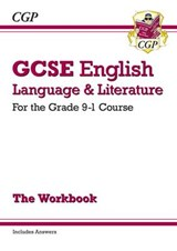 New GCSE English Language and Literature Workbook - For the | Cgp Books |