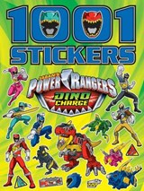 Power Rangers 1001 Stickers |  |
