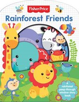 Fisher Price Rainforest Friends - Cut Through | Fisher-Price |