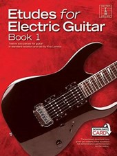 Etudes for Electric Guitar Book