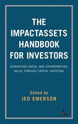 The ImpactAssets Hanbook for Investors | Jed Emerson |