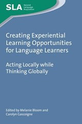 Creating Experiential Learning Opportunities for Language Le | Melanie Bloom |