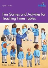Fun Games and Activities for Teaching Times Tables | Debbie Chalmers |