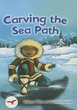 Carving the Sea Path | Kathryn White |