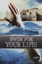 Swim for your life | Stewart Ross |