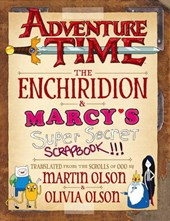 Adventure Time - The Enchiridion & Marcy's Super Secret Scra