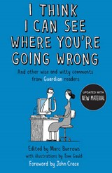I Think I Can See Where You're Going Wrong | Marc Burrows |