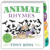 My Favourite Nursery Rhymes Board Book: Animal Rhymes