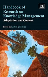 Handbook of Research on Knowledge Management |  |