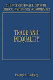 Trade and Inequality | Pinelopi Goldberg |
