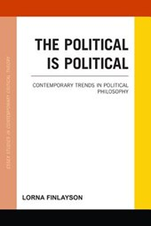The Political Is Political
