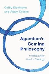 Agamben's Coming Philosophy