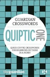 Guardian Quiptic Crosswords: