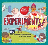 Super science: experiments | Tom Adams |