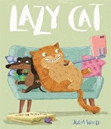 Lazy Cat | Julia Woolf |
