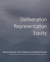 Deliberation, Representation, Equity