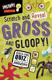 Scratch and Reveal Gross and Gloopy!
