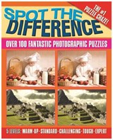 Spot the Difference | Arcturus Publishing |