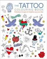Tattoo Colouring Book | auteur onbekend |
