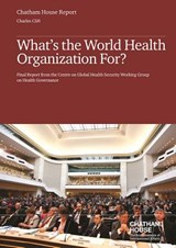 What's the World Health Organization For? | Charles Clift |
