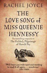 Love song of miss queenie hennessy | Rachel Joyce |