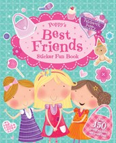 Poppy's Best Friends Sticker Fun Book