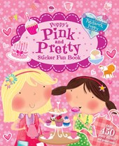 Poppy's Pink and Pretty Sticker Fun Book