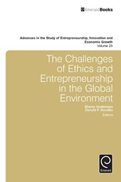 Challenges of Ethics and Entrepreneurship in the Global Envi | Sherry Hoskinson |