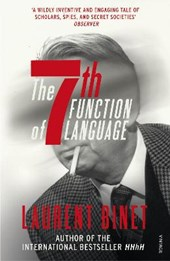 7th Function of Language | Laurent Binet |
