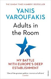 Adults in the room | Yanis Varoufakis |