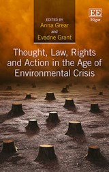 Thought, Law, Rights and Action in the Age of Environmental Crisis |  |