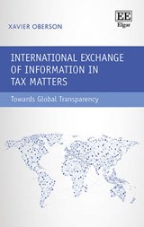 International Exchange of Information in Tax Matters | Xavier Oberson |