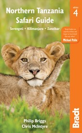 Bradt travel guides Northern tanzania safari guide (4th ed) | Philip Briggs |