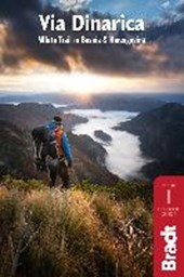 Bradt travel guides Via dinarica (1st ed)