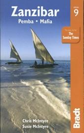 Bradt travel guides Zanzibar (9th ed)
