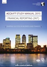 ACCA F7 Financial Reporting (International) Study Manual |  |