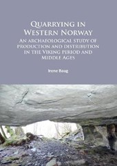 Quarrying in Western Norway