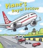 Busy Wheels: Plane's Royal Rescue