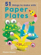 51 Things to Make with Paper Plates | Fiona Hayes |