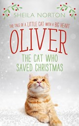 Oliver the Cat Who Saved Christmas | Sheila Norton |