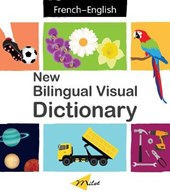 English-French New Bilingual Visual Dictionary