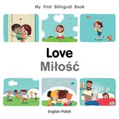 My First Bilingual Book-love