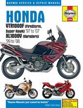 Honda VTR1000F (Firestorm, Superhawk) & XL1000V (Varadero) S