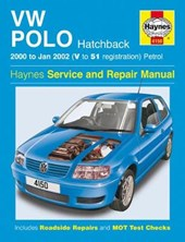 VW Polo Hatchback Petrol Service and Repair Manual |  |