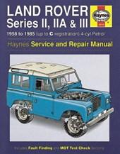 Land Rover Series II, IIa & III Petrol & Diesel Se