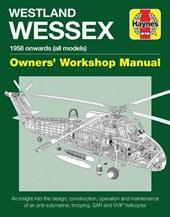 Westland Wessex Owners' Workshop Manual