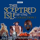 This Sceptred Isle: Collection 1: 55BC - | Christopher Lee |